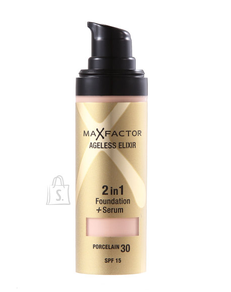 Max Factor Ageless Elixir 2in1 seerumiga jumestuskreem 30 ml