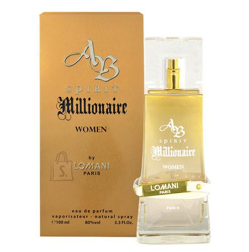 Lomani AB Spirit Millionaire parfüümvesi naistele EdP 100 ml