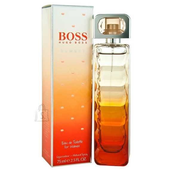 Hugo Boss Orange Sunset tualettvesi naistele EdT 75 ml