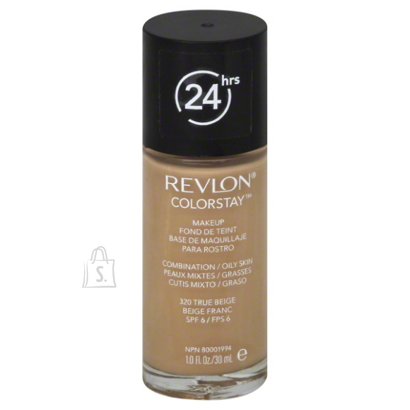 Revlon Colorstay jumestuskreem Combination Oily Skin True Beige 30 ml