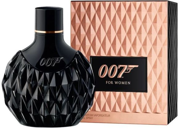 James Bond 007 James Bond 007 parfüümvesi naistele EdP 50 ml