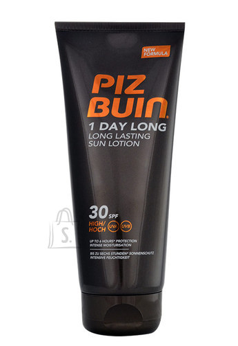 Piz Buin 1 Day Long Lasting Lotion SPF30 päikesekaitse kreem 200 ml