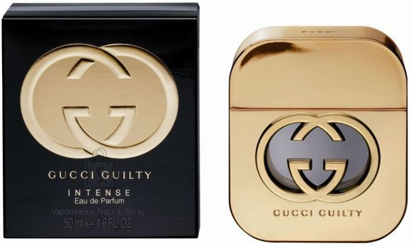Gucci Guilty Intense parfüümvesi naistele EdP 50 ml