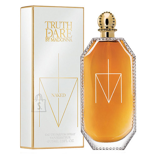 Madonna Truth or Dare by Madonna Naked parfüümvesi naistele EdP 75 ml