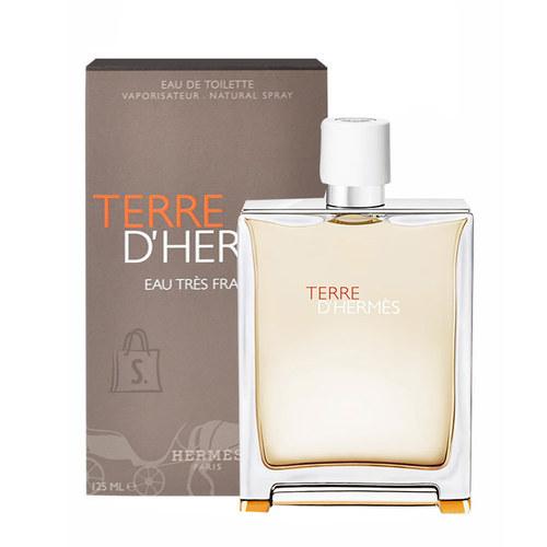 Hermes Terre D Hermes Eau Tres Fraiche tualettvesi meestele EdT 75 ml