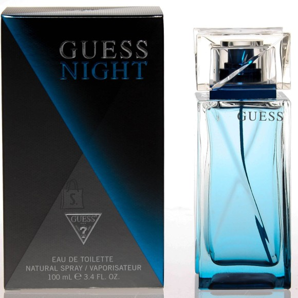 GUESS Night tualettvesi meestele EdT 100 ml