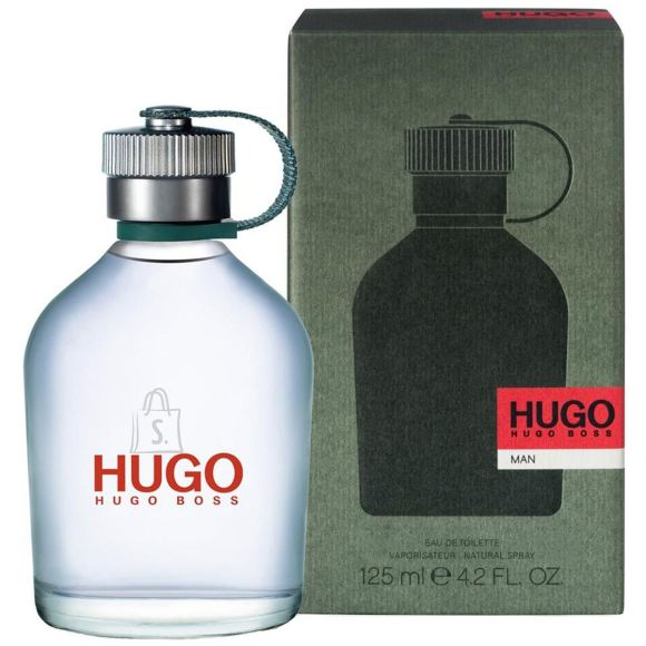Hugo Boss Hugo Man tualettvesi meestele EdT 125 ml