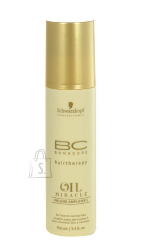 Schwarzkopf BC Bonacure Oil Miracle Volume Amplifier 5 juuksekreem 100 ml
