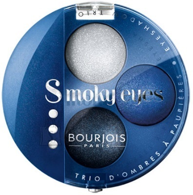 BOURJOIS Paris Smoky Eyes lauvärvid 4.5 g