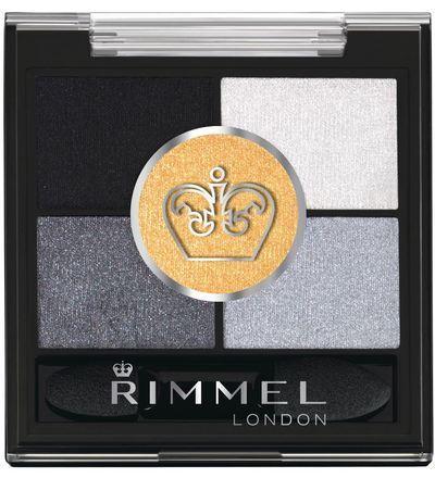 Rimmel London Glam Eyes HD 5-Colour lauvärvid 3.8 g