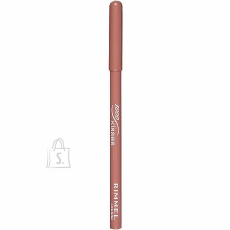 Rimmel London 1000 Kisses Stay On huulepliiats 1.2 g