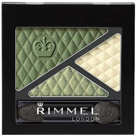 Rimmel London Glam Eyes Trio Eye Shadow lauvärvid 4.2 g