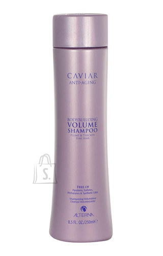 Alterna Caviar Bodybuilding Volume šampoon õhukestele juustele 250 ml