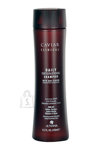 Alterna Caviar Clinical Daily Detoxifying šampoon 100 ml