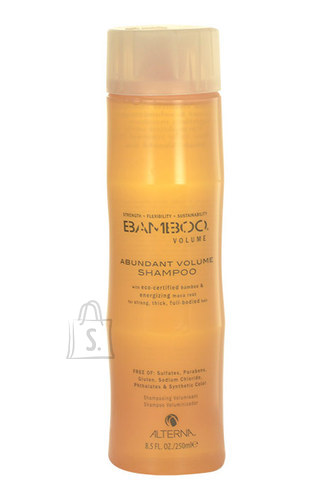 Alterna Bamboo Abundant Volume šampoon 250 ml