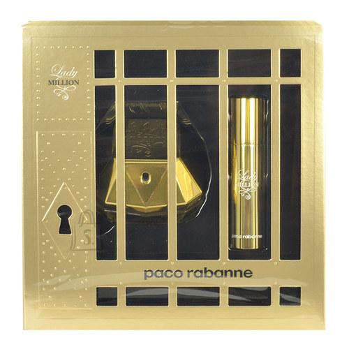 Paco Rabanne Lady Million lõhnakomplekt naistele EdP 60 ml