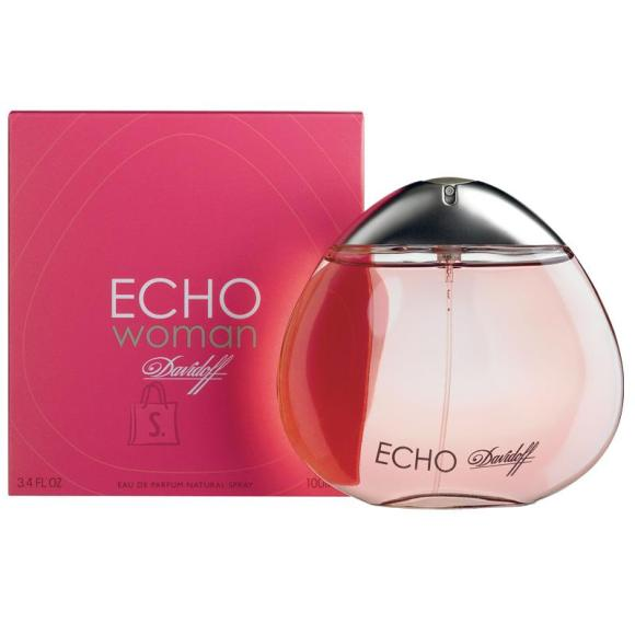 Davidoff Echo Woman parfüümvesi naistele EdP 100 ml
