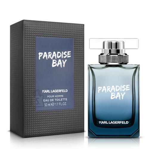 Karl Lagerfeld Karl Lagerfeld Paradise Bay tualettvesi meestele EdT 50 ml