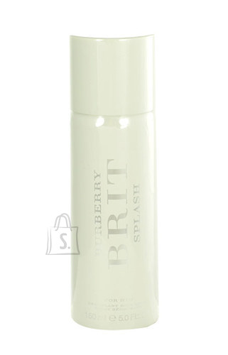 Burberry Brit splash meeste spray deodorant 150 ml