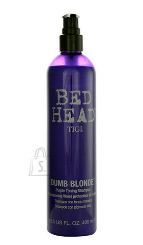 Tigi Bed Head Dumb Blonde Purple Toning šampoon 400 ml