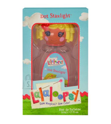 Lalaloopsy Dot Starlight tualettvesi naistele EdT 50 ml