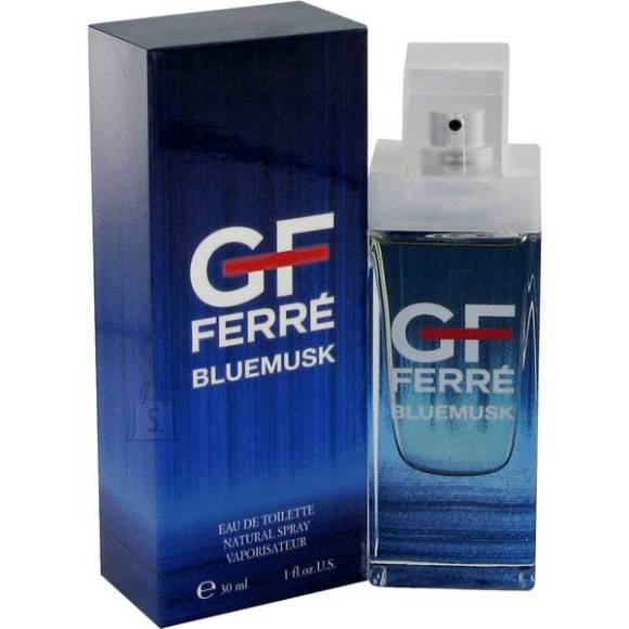 Gianfranco Ferré Bluemusk unisex tualettvesi EdT 30 ml