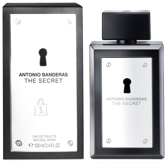 Antonio Banderas The Secret tualettvesi meestele EdT 100 ml