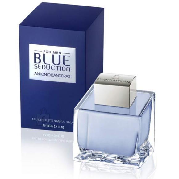 Antonio Banderas Blue Seduction tualettvesi meestele EdT 100 ml