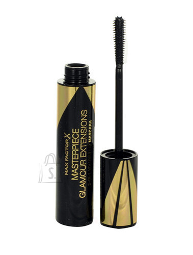 Max Factor Masterpiece Glamour Extensions 3in1 ripsmetušš 12 ml must