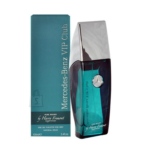 Mercedes-Benz Vip Club Pure Woody by Harry Fremont tualettvesi meestele EdT 100 ml