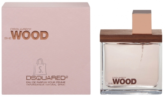 Dsquared2 She Wood parfüümvesi naistele EdP 50 ml
