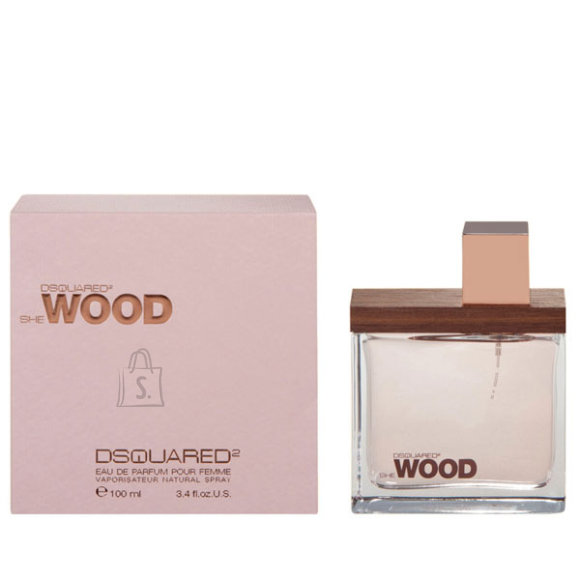 Dsquared2 She Wood parfüümvesi naistele EdP 100 ml