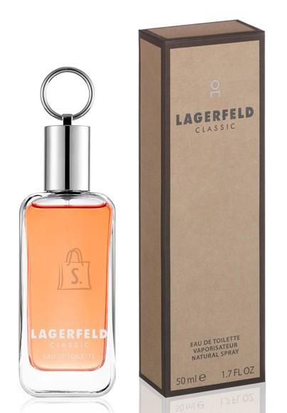 Karl Lagerfeld Classic tualettvesi meestele EdT 50 ml