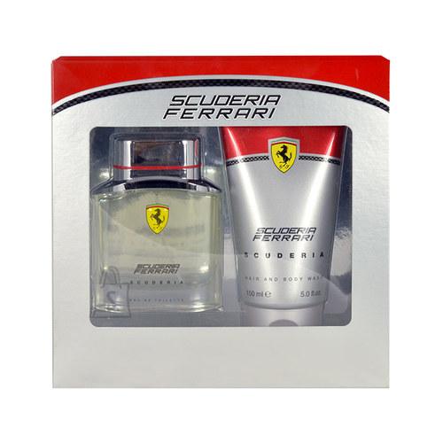 Ferrari Scuderia lõhnakomplekt meestele EdT 125 ml