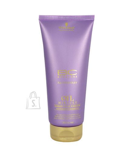 Schwarzkopf BC Bonacure Oil Miracle Barbary Fig Oil & Keratin šampoon 200 ml