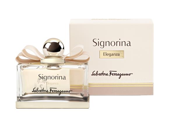 Salvatore Ferragamo Signorina Eleganza parfüümvesi naistele EdP 100 ml