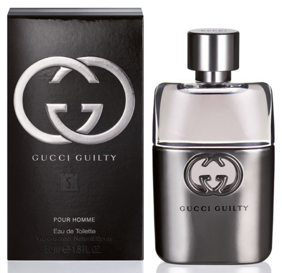 Gucci Guilty Pour Homme tualettvesi meestele EdT 50 ml
