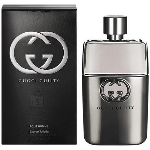 Gucci Guilty Pour Homme tualettvesi meestele EdT 90 ml
