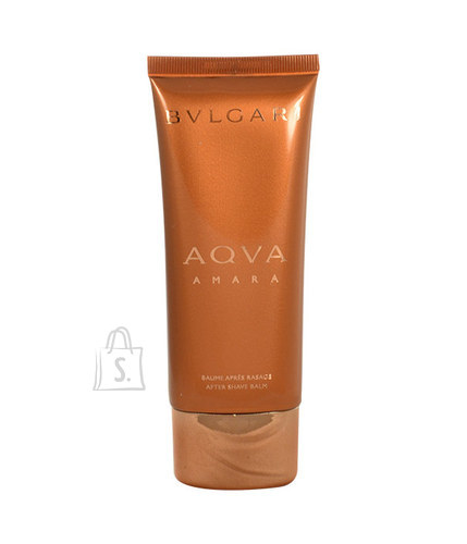 Bvlgari Aqva Amara aftershave palsam 100 ml