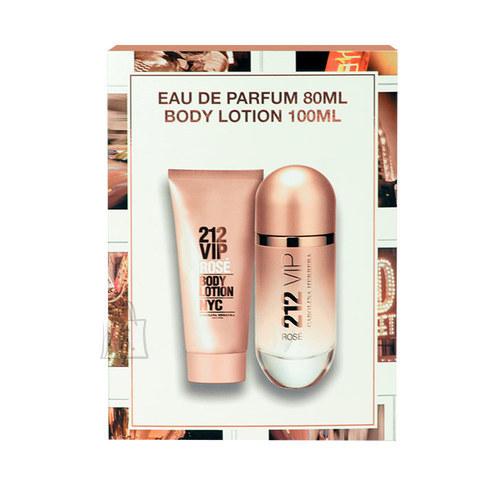 Carolina Herrera 212 VIP Rose lõhnakomplekt naistele EDP 180 ml