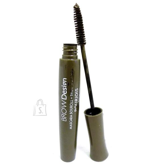 BOURJOIS Paris Brow Design Mascara kulmugeel 03 6 ml