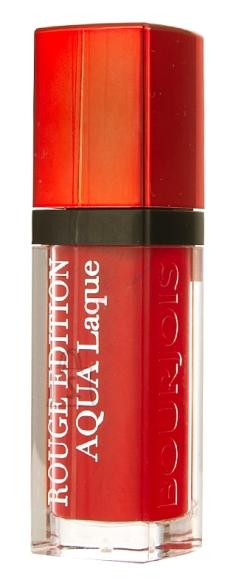 BOURJOIS Paris Rouge Edition Aqua Laque huuleläige 7.7 ml