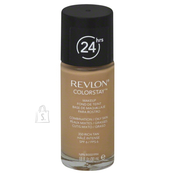 Revlon Colorstay Makeup Combination Oily Skin jumestuskreem Rich Tan 30ml