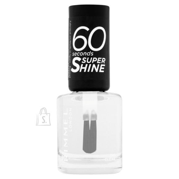Rimmel London 60 Seconds Super Shine küünelakk 8 ml