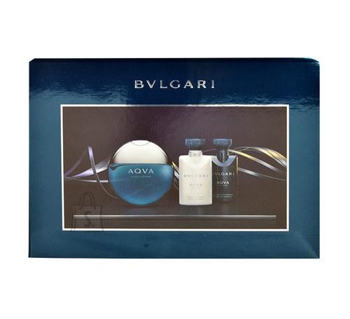 Bvlgari Aqva Pour Homme lõhnakomplekt meestele EdT 130 ml
