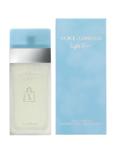 Dolce & Gabbana Light Blue tualettvesi naistele EdT 200 ml