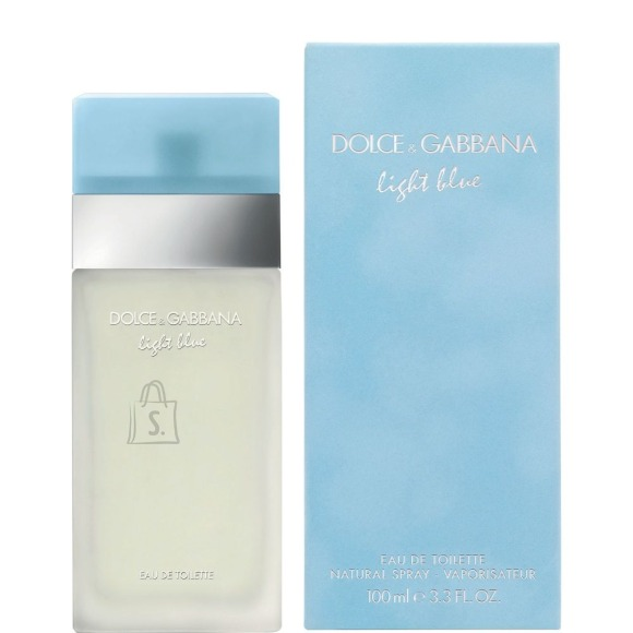 Dolce & Gabbana Light Blue tualettvesi EdT 100 ml