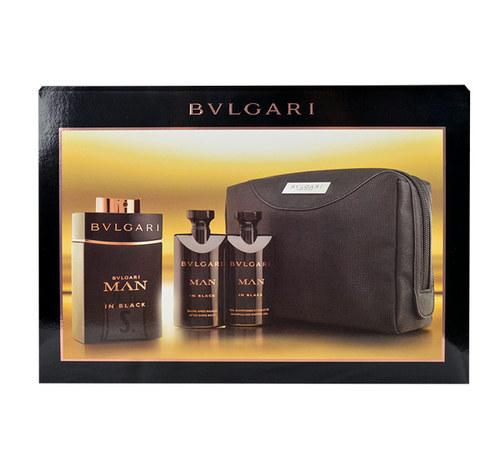Bvlgari Man In Black lõhnakomplekt meestele EdP 250 ml