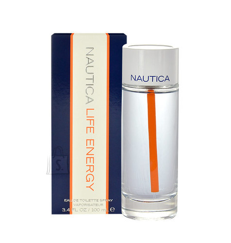 Nautica Life Energy tualettvesi meestele EdT 100 ml