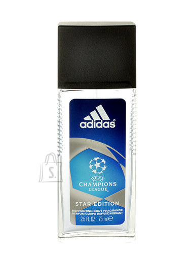 Adidas UEFA Champions League Star Edition deodorant meestele 75 ml